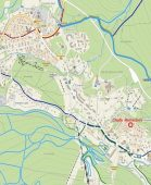 Harrachov mapa
