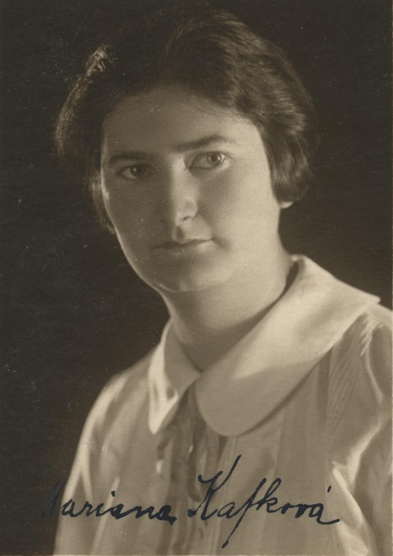 Marianna Kafková